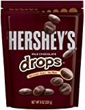 HERSHEY'S Drops (Milk Chocolate, 8-Ounce Pouches, Pack of 4)