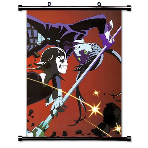 Soul Eater Anime Fabric Wall Scroll Poster  Inches