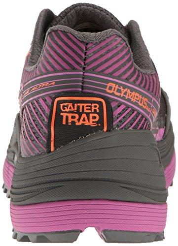 Altra Olympus 2,5 Womens Trail Löparskor | Noll Drop Plattform Footshape Tårna, Fit4her Womens-specifik Design | Komfort Och Stabilitet På Alla Terränger Lila