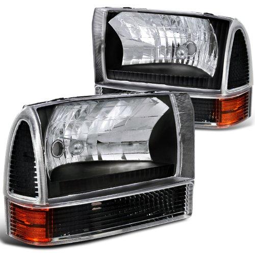 01 f250 head lights - 7