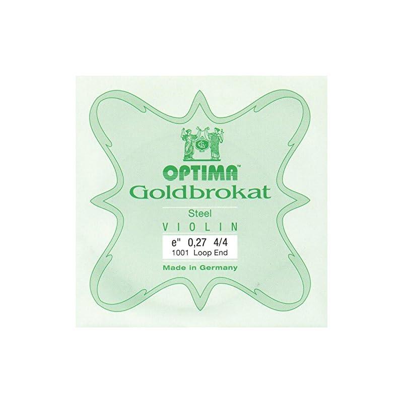 Lenzner Goldbrokat 4/4 Violin E String -