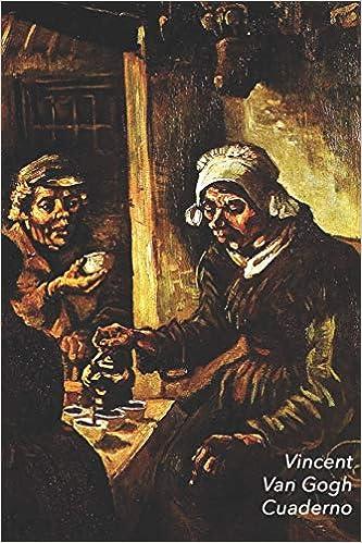Amazon.fr - Vincent van Gogh Cuaderno: Los Comedores de ...