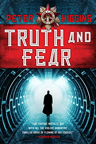 Truth and Fear: Book Two of The Wolfhound Century