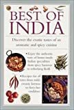 Best of India, Lorenz Books Staff and Anness Editorial, 0754801489
