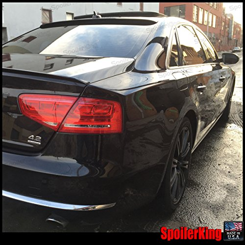 Audi A8 A8L S8 D4 2010-2017 D4 Rear Window Roof Spoiler (284R)