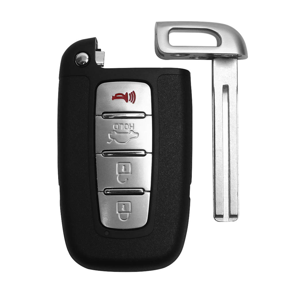 Key Fob fits for Hyundai Sonata Smart Keyless Entry Remote 2011 2012 2013 2014 OEM#SY5HMFNA04