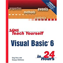 Sams Teach Yourself Visual Basic 6 in 24 Hours