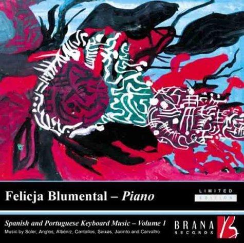 (Spanish and Portuguese Keyboard Music - Volume 1)