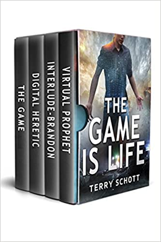 Read The Game is Life Boxed Set 1-4 PDF, azw (Kindle), ePub