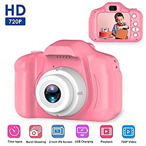 Digital Kids Camera for Kids Gift Camera for Kids 3 to10 Year Old