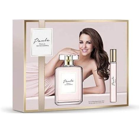 Paula echevarria Set de productos col.vapo.100 y deo.10 ml: Amazon.es: Belleza