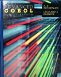 img - for Advanced Cobol by A. S. Philippakis (1987-01-03) book / textbook / text book