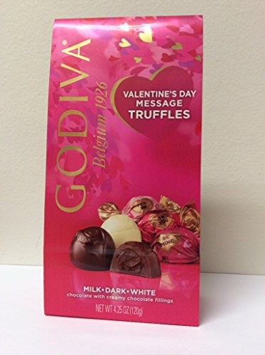 Valentines Day Message Truffles 1