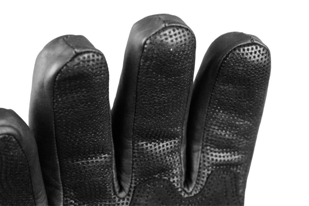Volt Motorcycle glove, Black, Large by Volt Resistance