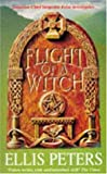 Flight of a Witch by Ellis Peters front cover