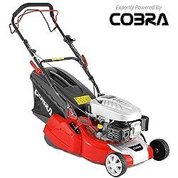 Cobra RM40SPC 135cc 40cm Self Propelled Petrol Roller Mower
