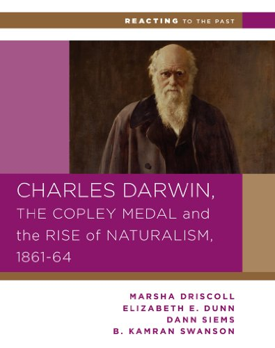 Charles Darwin, the Copley Medal, and the Rise of …