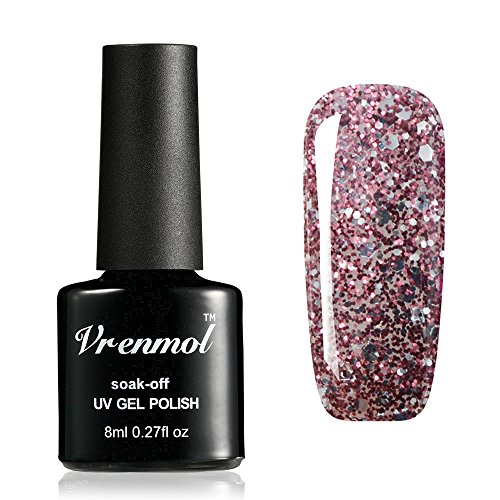 soak uv gel nail polish