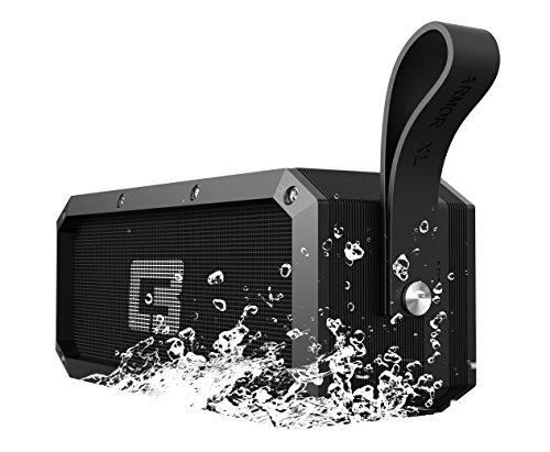 CB3 Armor XL Waterproof Rugged Wireless Bluetooth...
