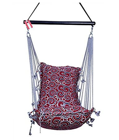 Kkriya Home Decor Jumbo Swing (Red)