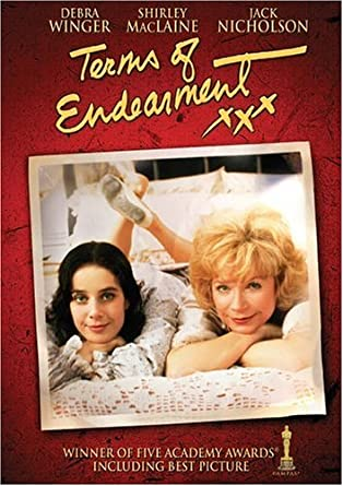 Image result for terms of endearment nicholson and maclaine