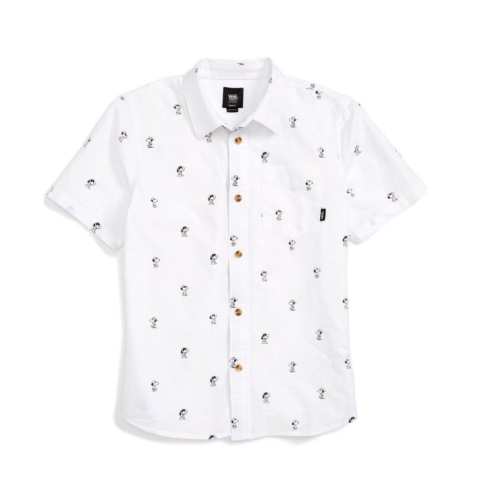 9079e1d3c Shirt short Men Vans Houser Shirt: Amazon.co.uk: Clothing