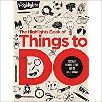 The Highlights Book of Things to Do Hardcover Deals