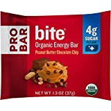 ProBar Bite Bar - 12-Pack Peanut Butter Chocolate Chip, One Size