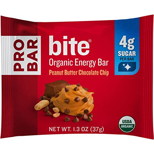 ProBar Bite Bar - 12-Pack Peanut Butter Chocolate Chip, One Size by Probar