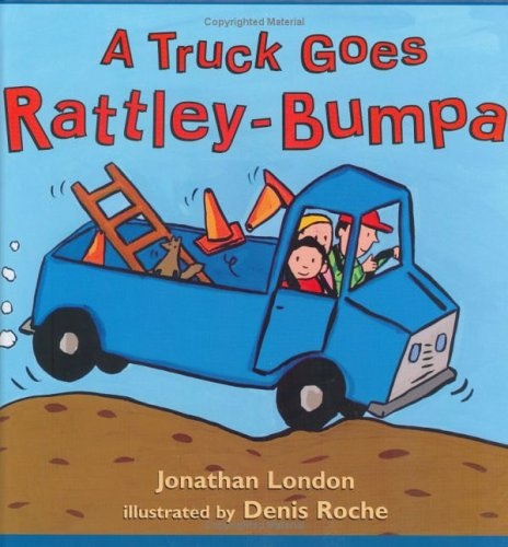 Download A Truck Goes Rattley-Bumpa PDF