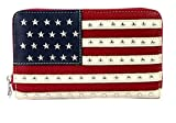 Montana West American Pride Stars & Stripes Collection Wallet