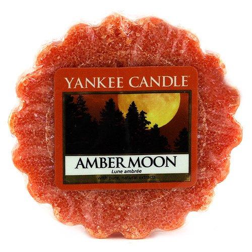 90 opinioni per Yankee Candle Amber Moon Tart da Fondere, Cera, Arancione, 1.9 x 5.7 x 5.5 cm