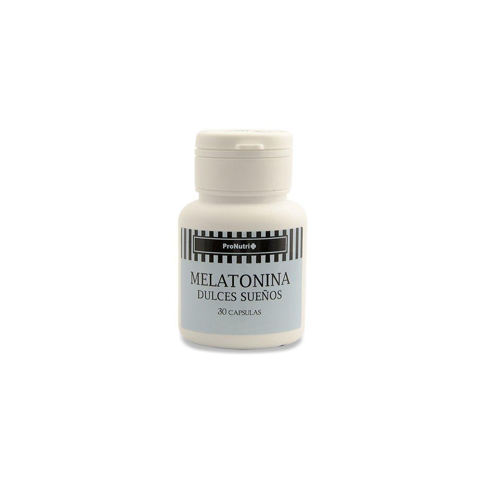 ProNutri Melatonina - 3 Paquetes de 30 Cápsulas: Amazon.es: Salud y cuidado personal