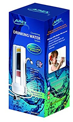 Apex Countertop Drinking Water Filter - Alkaline