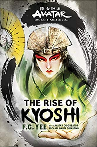 Image result for the rise of kyoshi