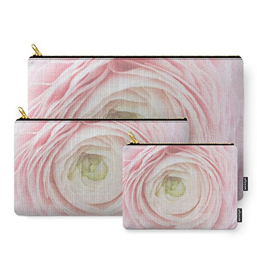 Society6 Anemone In LOVE Carry-All Pouch Set of 3 (Anemone Pouch)