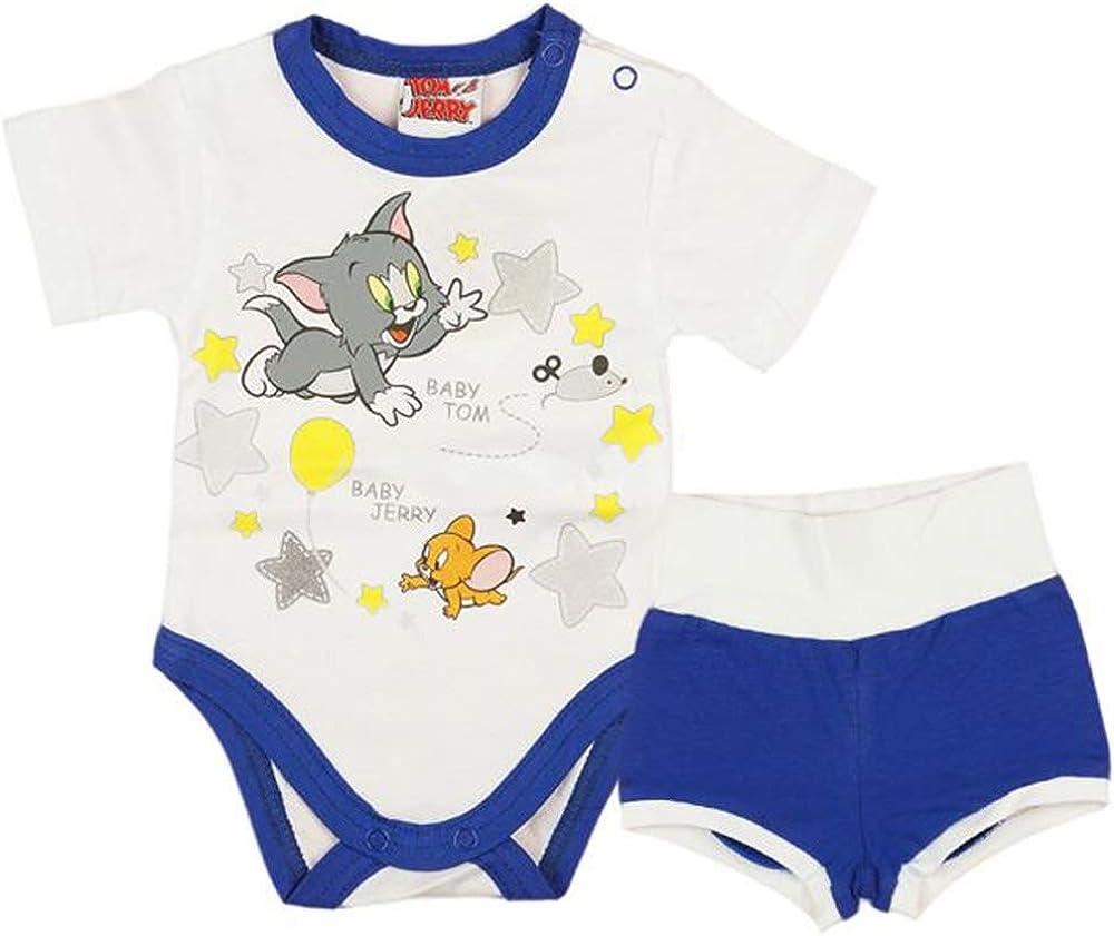 Kleines Kleid Tom und Jerry Sommerset f/ür Jungen
