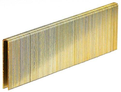 18GA 1/4 Crown x 1-1/2 Length Galv. 5,Senco L Style Staples by Prebena