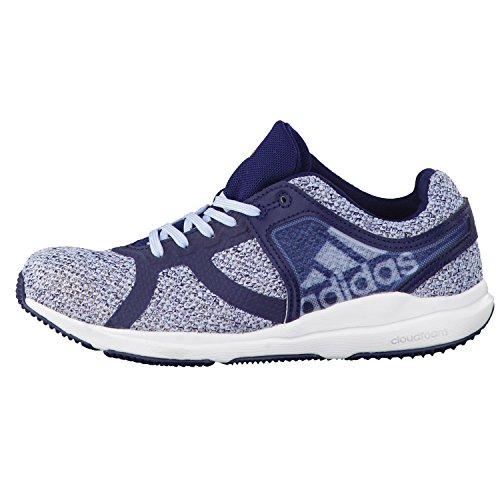 adidas CrazyTrain CF W - Zapatillas de deporte para Mujer, Azul - (MARUNI/AZUBAS/DORSOL) 37 1/3