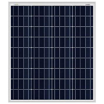 Offgridtec 5 W Solarmodul POLY 12 V 3-01-001555 Solarpanel Solarzelle