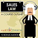 Sales Law AudioLearn: A Course Outline Audiobook by AudioLearn Content Team Narrated by Terry Rose