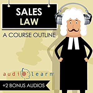 Sales Law AudioLearn Audiobook