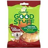 Goody Good Stuff Cola Breeze Vegetarian Sweets, 100g