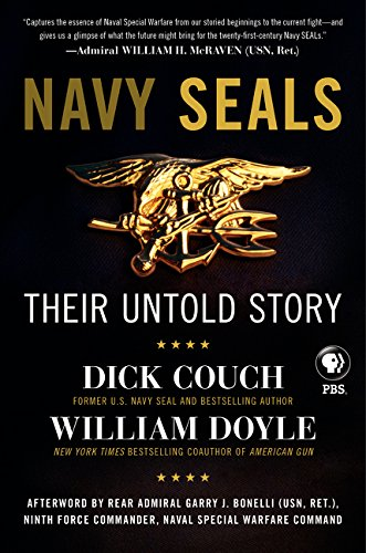 Book Cover: Navy SEALs: Their Untold Story