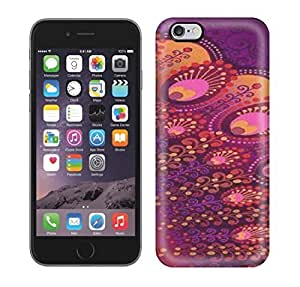 Special-G Snap On Hard Case Cover PEACOCK Art NO.53 Protector For Iphone 6 Plus