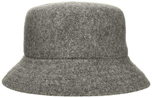 Wool Para Pescador Estilo Gorro Kangol Fl flannel Lahinch Grey Hombre OAqHfUwc