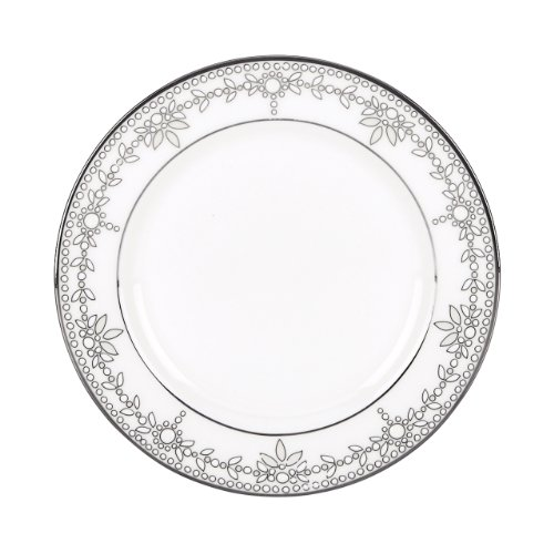 - Lenox Marchesa Couture Butter Plate, Empire Pearl