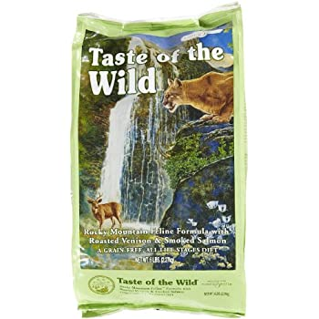 Amazon Com Taste Of The Wild Rocky Mountain Grain Free