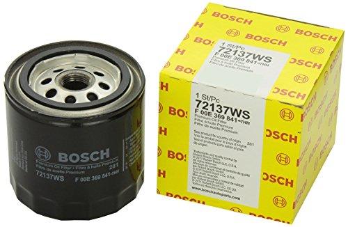 (Bosch 72137WS / F00E369841 Workshop Engine Oil Filter)