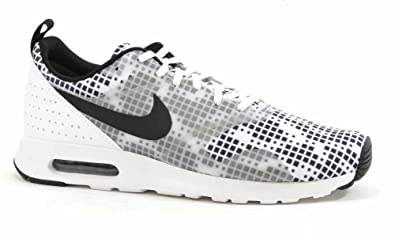 Nike Men's Air Max Tavas Running Shoes (11 D(M) US, White